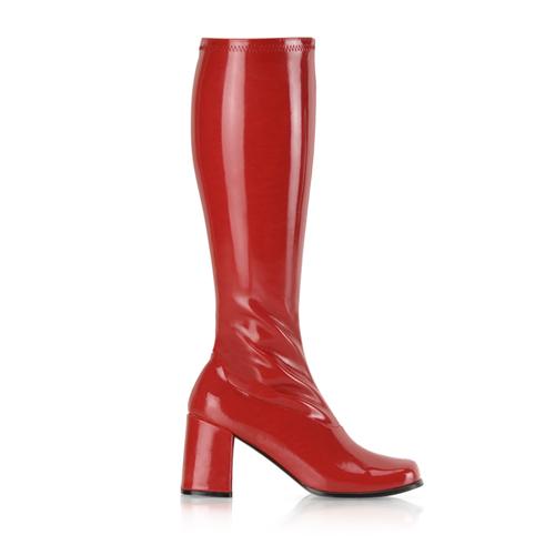 Funtasma Gogo-300 3 Inch Block Heel St Boot Size 14