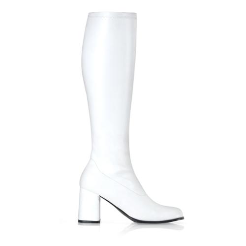 Funtasma Gogo-300 3 Inch Block Heel St Boot Size 7
