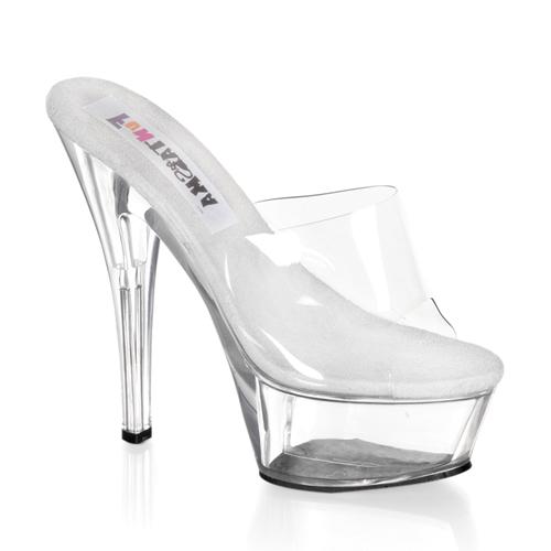Funtasma Princess-201 6 Inch Spike Heel Platform Sandal Slip-On Size 12