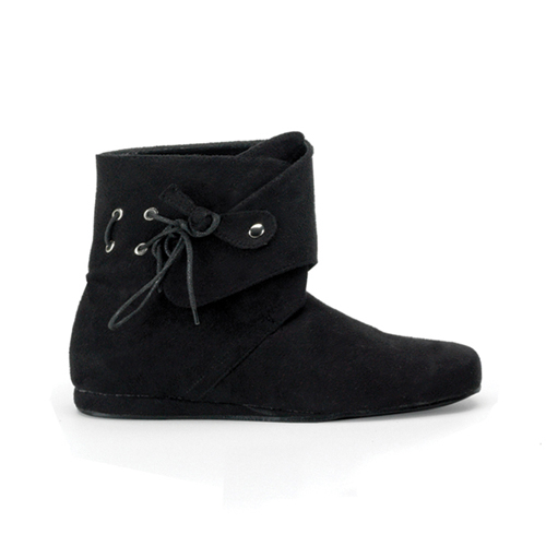 Funtasma Renaissance-50 Men S Black Microfiber Renaissance Shoe Size XL