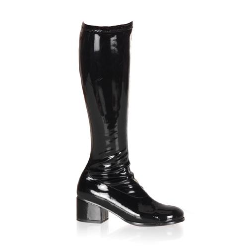 Funtasma Retro-300 2 Inch Block Heel St Boot Size 6