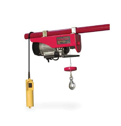 Buffalo tools EHOISTUL 440 Pound Lift Electric Hoist
