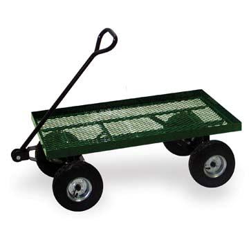 Sportsman HDTFLATB 36 x 18 Inch Flatbed Cart