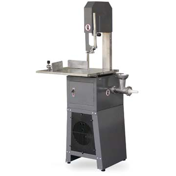 Buffalo Tools MBSAW Meat Cutting Band Saw with Grinder