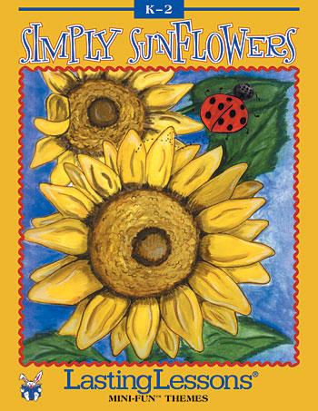 Barker Creek LLSS-201 Simply Sunflowers