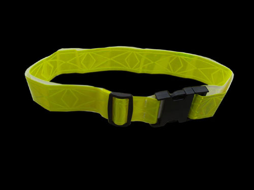 Bright Ideas RB2 Reflective Belt With Quick Release Buckle