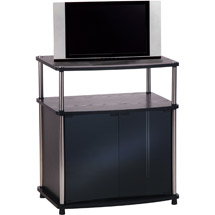 Convenience Concepts 151056 TV Stand with Cabinet