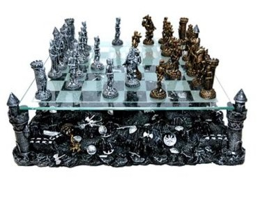 CHH 2127A 3D Chess Set - Knight CHHG003