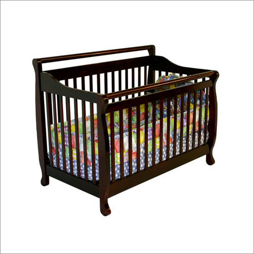 Dream On Me 618C Lifestyle 4-in-1 Convertible Crib in Cherry