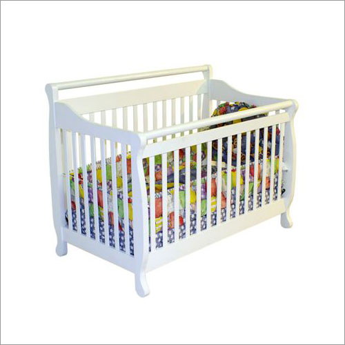 Dream On Me 618W  Lifestyle 4-in-1 Convertible Crib in White