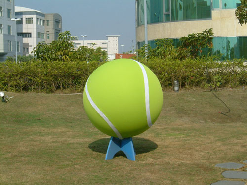 Everrich EVC-0049 Giant Tennis Ball - 40 Inch