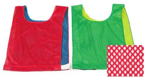 Everrich EVC-0083 15 x 25 Inch - Reversible Mesh Pinnies