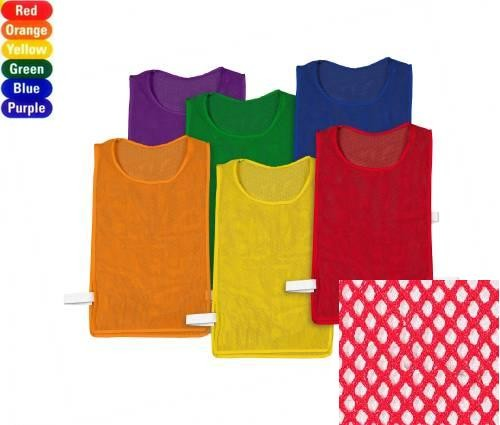 Everrich EVC-0078 20 x 12 Inch Mesh Pinnies Pack - Set of 6 EVRR256
