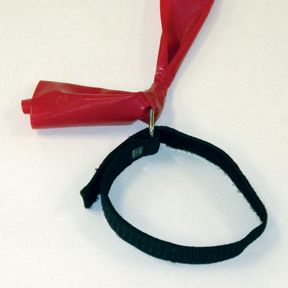 Cando 10-3222 Adjustable Exericse Band Accessory - Anchor Strap - 16 in.