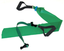 Cando 10-5340 Exercise Band HoldRite Foam Padded Handles - Pair