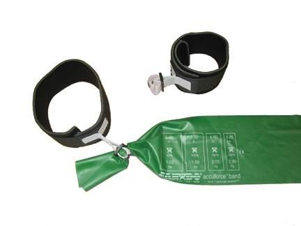 Cando 10-5356 Exercise Band Cuff Extremity Strap