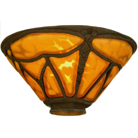 Meyda 21252 Stylish Dragonfly Bell Shade