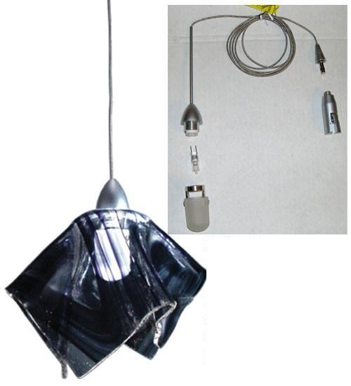 Meyda 19680 Handkerchief Mini Pendant Light Fixture