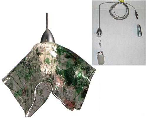 Meyda 19726 Handkerchief Mini Pendant Light Fixture