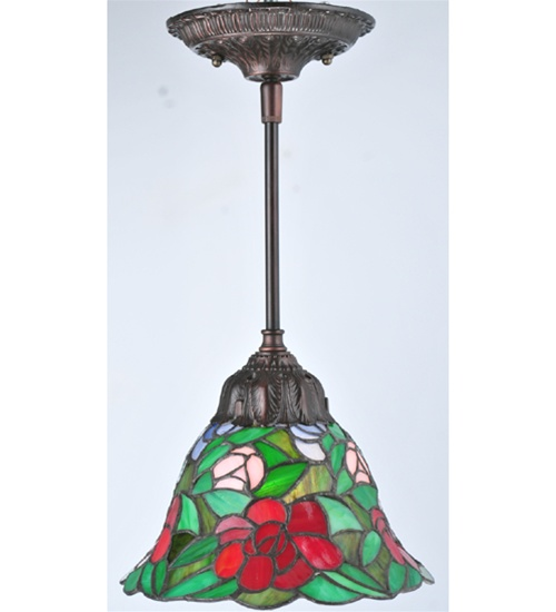 Meyda 107145 Begonia Pendant Light Fixture