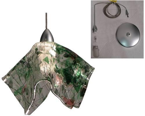 Meyda 19693 Handkerchief Mini Pendant Light Fixture