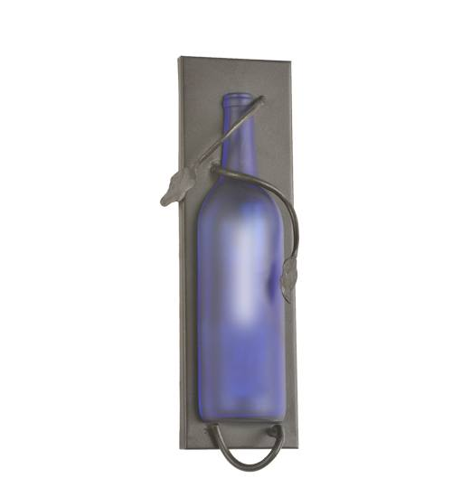 Meyda 99372 Wine Bottle Pocket Wall Sconce
