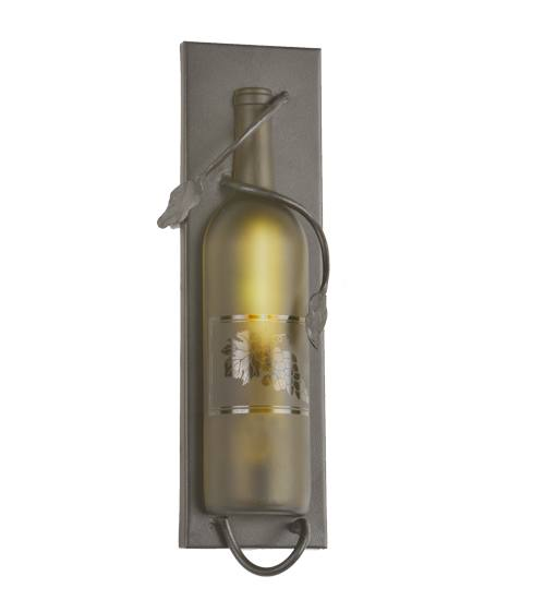 Meyda 99373 Wine Bottle Pocket Wall Sconce