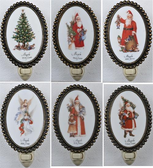 Meyda 18641 Christmas 12 Limited Edition Night Lites