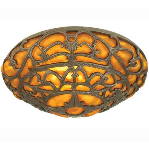 Meyda 22074 Classic Braintree Glass Shade