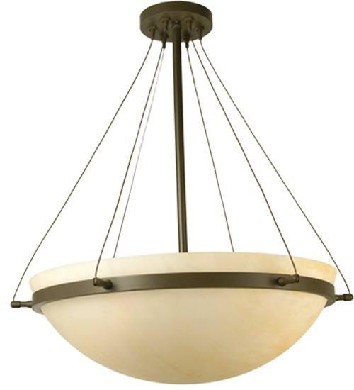 Meyda 81171 Inverted Bowl Light Fixture