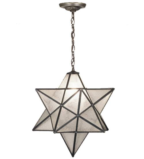 Meyda 15151 Moravian Star Pendant Light Fixture