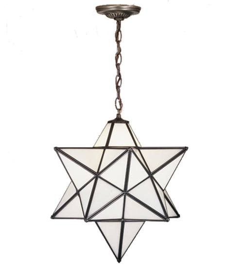Meyda 15154 Moravian Star Pendant Light Fixture