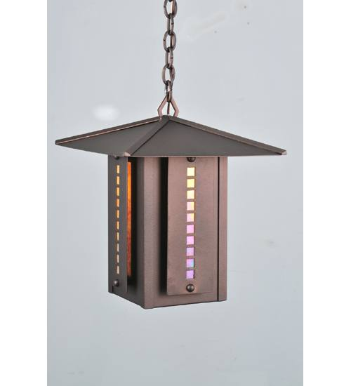 Meyda 106140 Stepping Stone Lantern Pendant Light Fixture