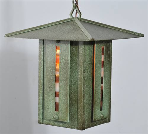 Meyda 106036 Moss Creek Lantern Pendant Light Fixture