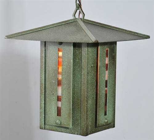 Meyda 106036 Moss Creek Lantern Pendant Light Fixture