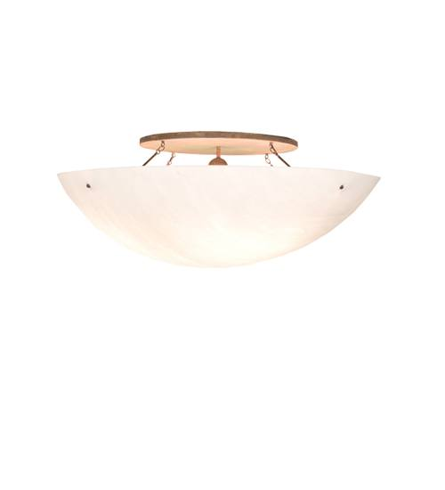 Meyda 82201 Alabaster 12 Light Pendant