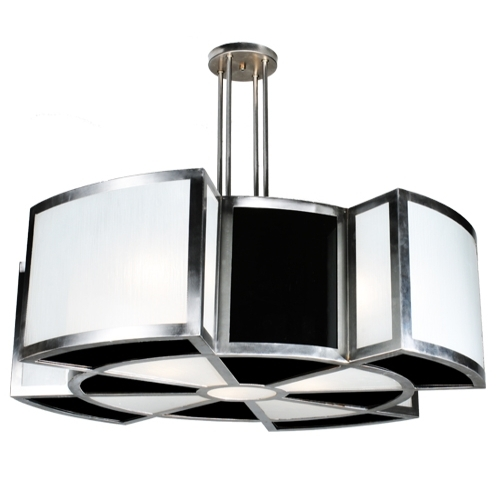 Meyda 103374 Mission Deco Arts And Crafts Contemporary Light Fixture