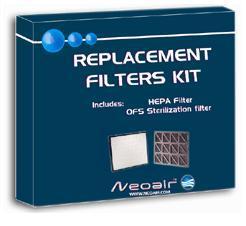 Neoair NEO-ENVFKT Enviro 68108 Replacement Filter NAIR007