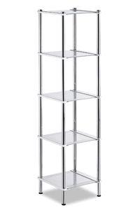 Organize It All 16785 5 Tier Shelf - Contas Collection