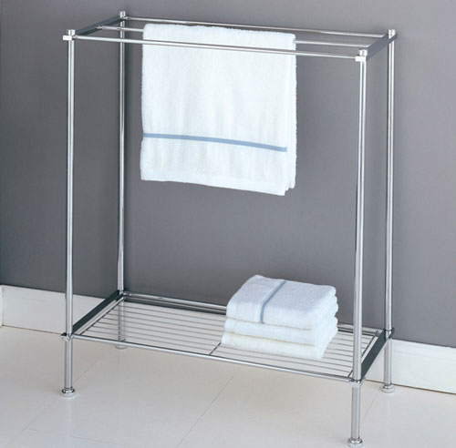 Organize It All 16986 Metro Towel Rack