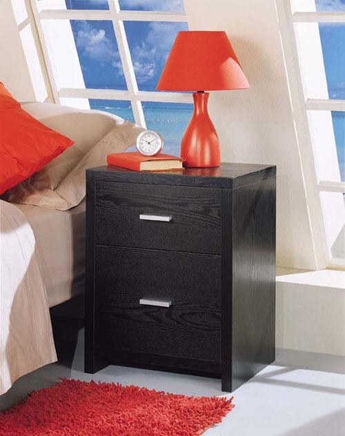 Organize It All 39322 2 Drawer Wood Storage Unit