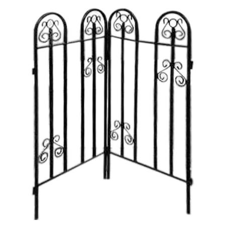 Oakland Living 5022-HB - Garden Fence - Hammertone Bronze