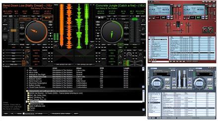 PCDJ DEX Pro DJ Software
