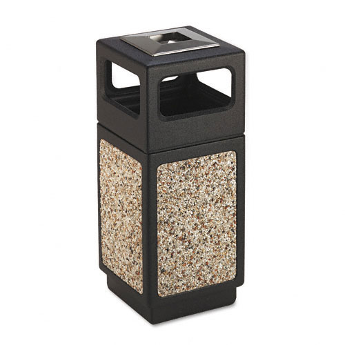 Safco 9470NC Canmeleon Collection Receptacles