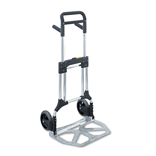 Safco 4055NC Stow Away Heavy Duty Hand Truck