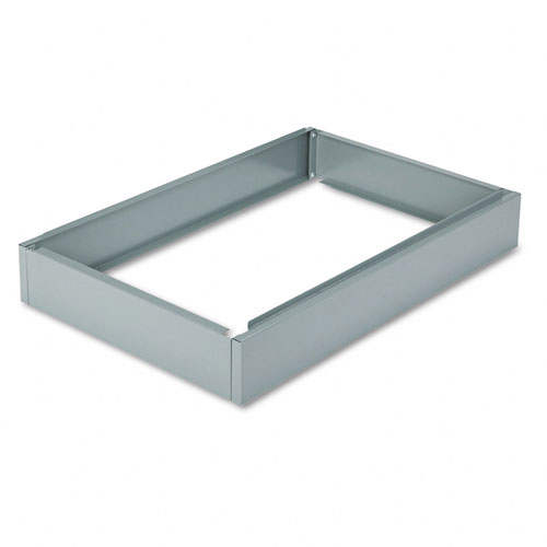 Safco 4995GRR Closed Base 6 Inch for 4994 in Gray