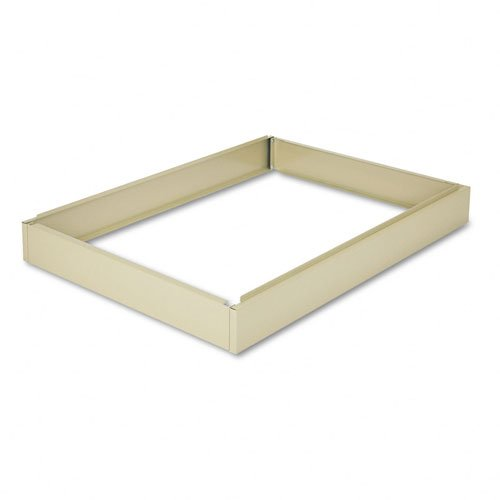 Safco 4999TSR Closed Base 6 Inch for 4998 in Tropic Sand