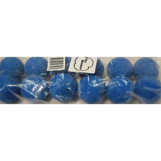Sky Bounce 1262 Blue Sky Bounce Ball - 12 Count