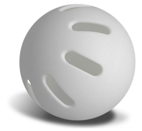 Sky Bounce 3172 Plastic Curve Ball - 6 Packs of 2 at Sears.com