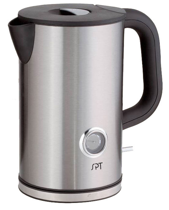 Sunpentown SK-1717 Cordless Kettle with Temperature Display